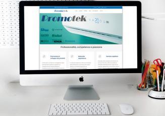 nuovo sito promotek srl